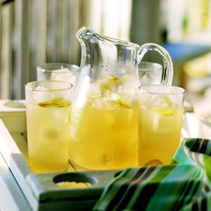 Ginger lemonade | Hungry Yet? | Pinterest