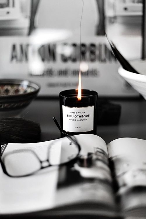 My favorite Byredo candle