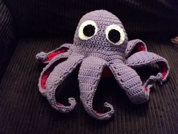Teach Yourself How To Crochet : How to Teach Yourself to Crochet - Red Ted Arts Blog