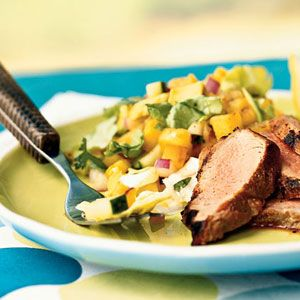 ... , outstanding! Grilled Pineapple and Avocado Salad | MyRecipes.com
