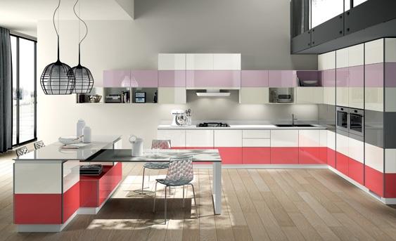Kitchen Tetrix Scavolini  renos  Pinterest