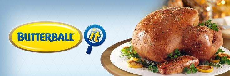Have a question this Thanksgiving? Just Butterball it at Butterball.com for the wisdom of the Turkey Talk-Line online. Take our expertise with you everywhere you go this holiday season.