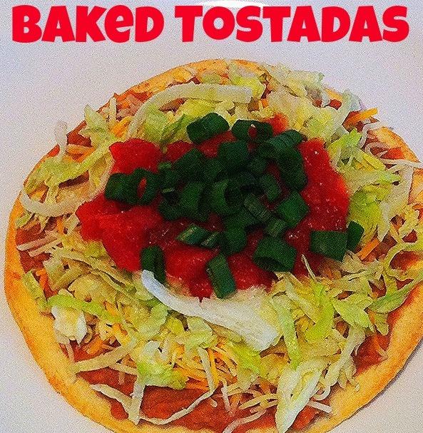 Baked Tostadas