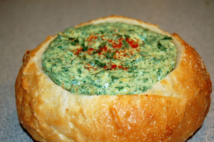 Hot Spinach & Red Pepper Dip | Recipes | Pinterest