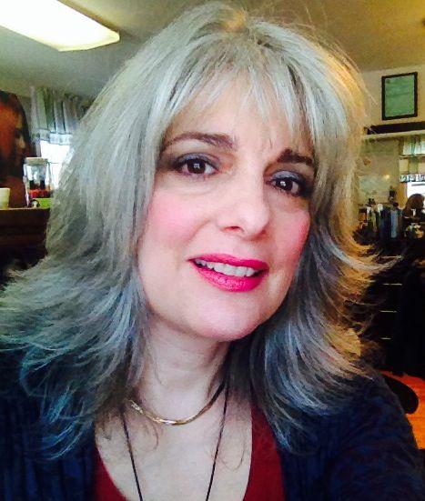 Shaggy Grey Hair Pinterest Pretty Gray Hair