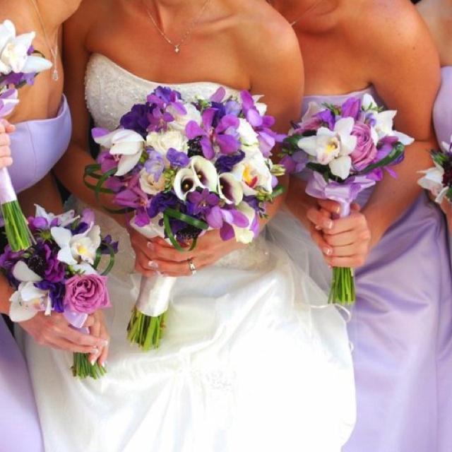 Purple hibiscus wedding flowers unique artificial pink silk purple hibiscus wedding flowers junglespirit Choice Image