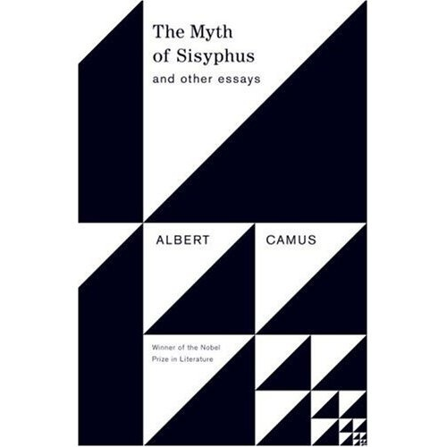THE MYTH OF SISYPHUS~& Other Essays ...   Adrian Garcia   Depop