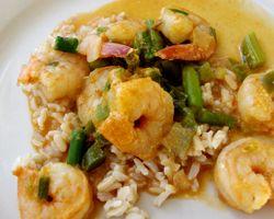 Spicy Thai Coconut Shrimp. | Yummies for the Tummy | Pinterest