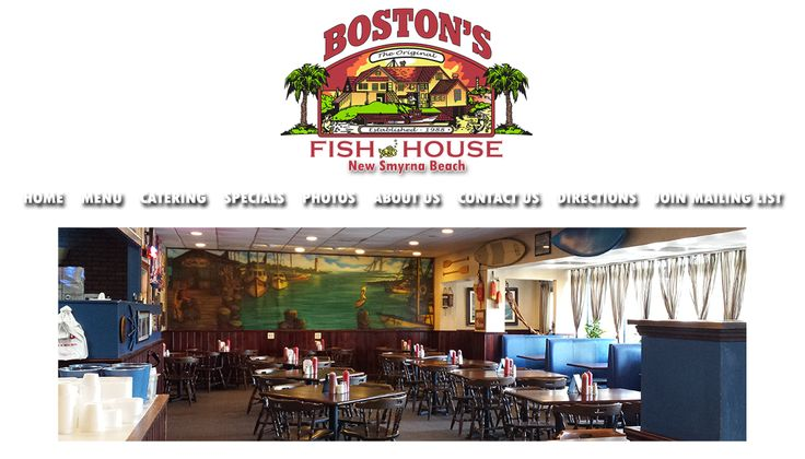 Pin by brenda benz on daytona beach real estate luxury for Boston fish house