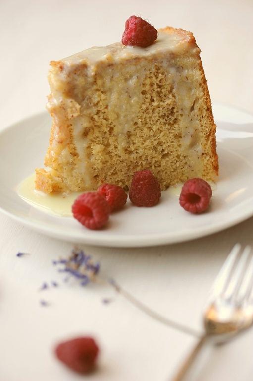 GF BANANA CHIFFON CAKE HEAVEN | Gluten Free Dreaming | Pinterest