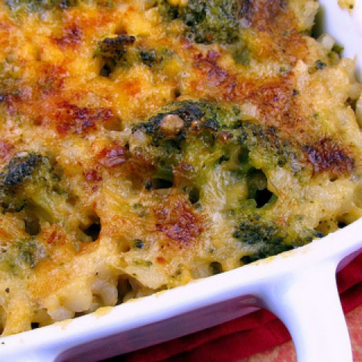 Broccoli Cheese Rice Casserole IV Recipe | I Hate Cooking | Pinterest