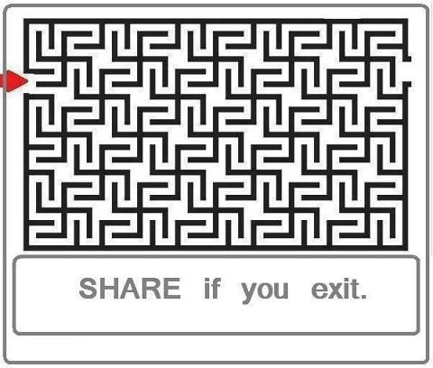find your way out: