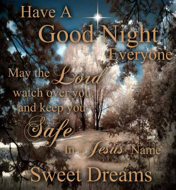 Good Night God Bless Inspirational Messages Pinterest - Free Quotes ...