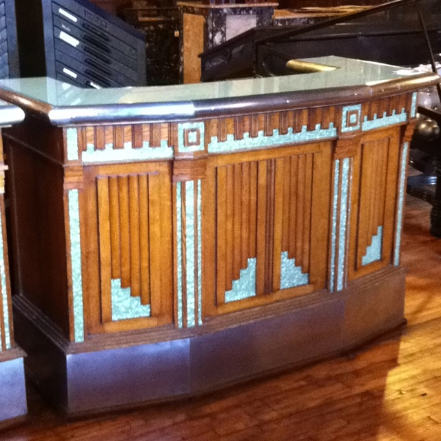 Art Deco Bar Interior Shop Details Pinterest