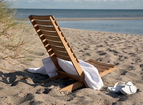 Silla en la playa d a perfecto perfect day pinterest - Sillas de playa ...