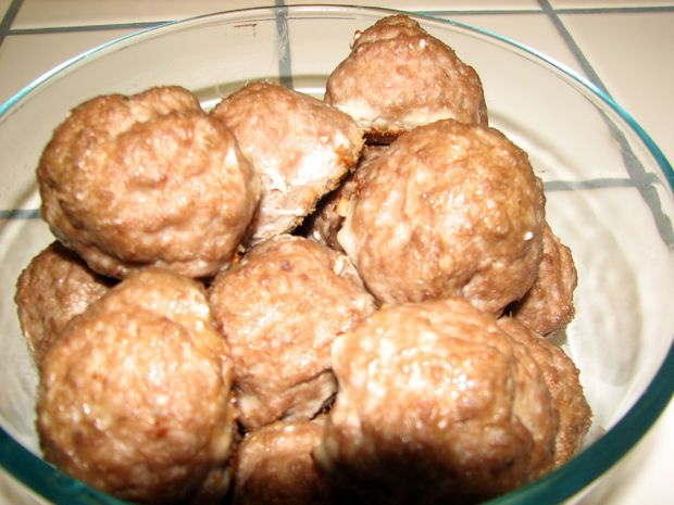 Homemade Meatballs | Food | Pinterest