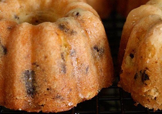 Chocolate and Orange Bundt Cakes | CAKES | Pinterest