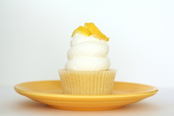 Lemon Cream Cupcakes | CupCakes | Pinterest