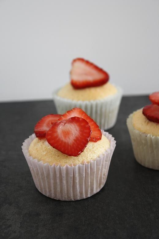 Angel Food Cupcakes | health | Pinterest