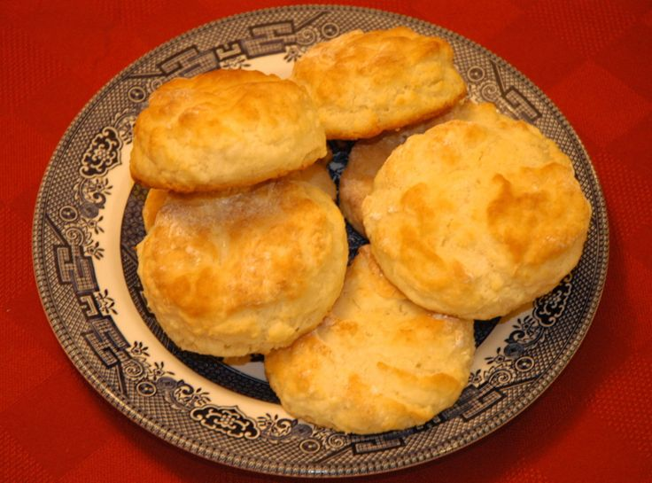 Sour Cream Biscuits | In the Kitchen | Pinterest