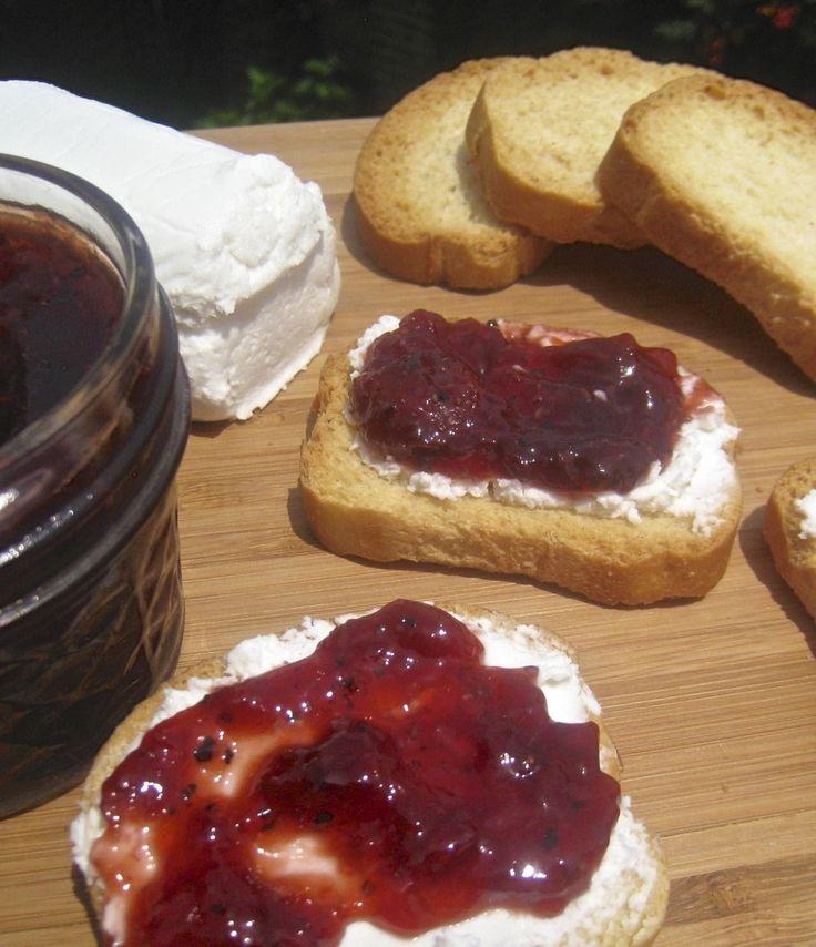 Strawberry, Balsamic, & Black Pepper Jam !!! from the Bartolini ...