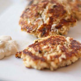 lemon and parsley fish cakes | Recipes! | Pinterest