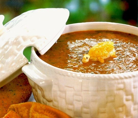 Cool Recipe: Classic Turtle Soup Recipe | Healthy eating | Pinterest
