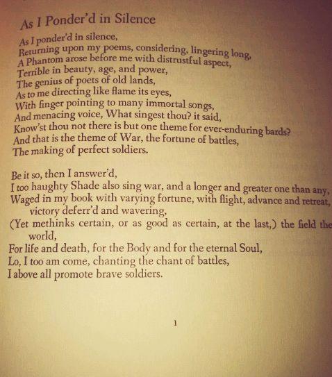 astronomy poem walt whitman - photo #9