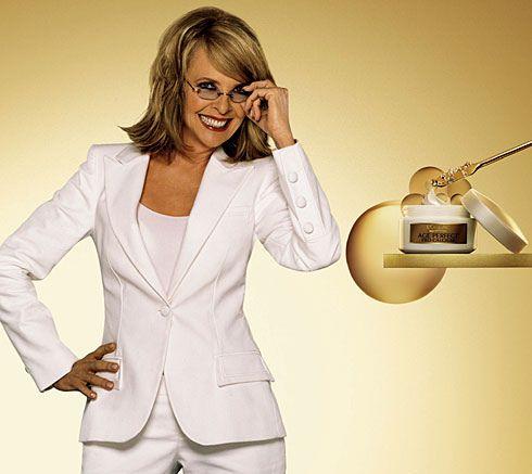 com diane keaton new hair style diane keaton new loreal spokeswoman ...