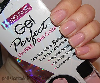 Gel Perfect Nails | Products I Love and Want | Pinterest