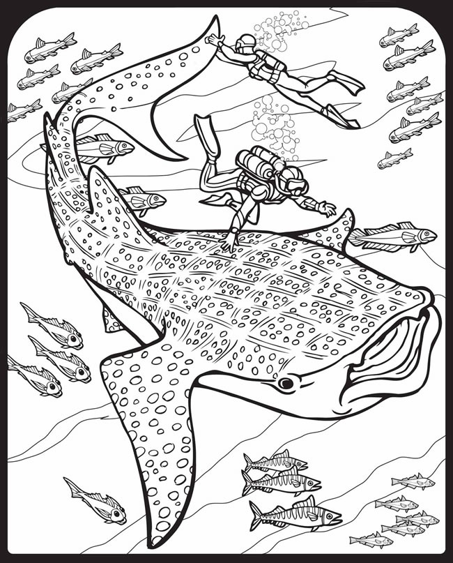 Megalodon Coloring Pages Coloring Pages Megalodon Coloring Pages