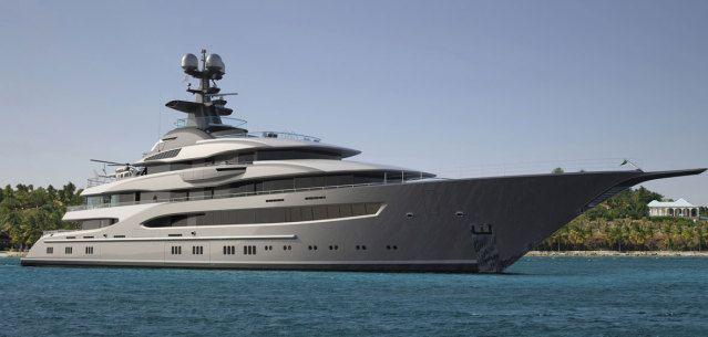 Shad Khan S New Yacht Kismet Ii Jacksonville Florida S