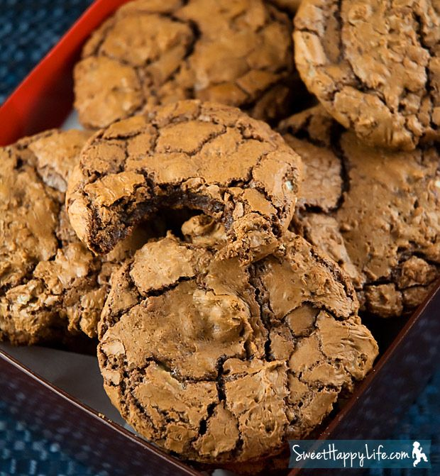 Chocolate Toffee Cookies with Toasted Pecans | Recipe