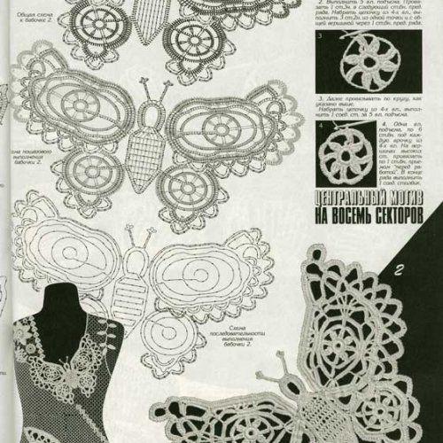 Crochet Patterns Russian : Crochet Patterns