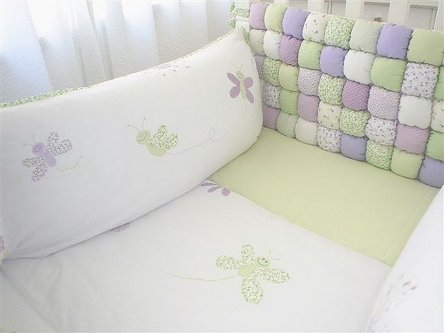 Kit Berço para decorar quarto de bebê33