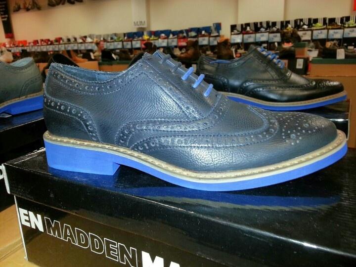 Oxford wingtips @ MJM Shoes