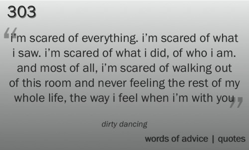 it 39 s cheesy but i love dirty dancing quotes such
