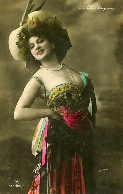 Arlette Dorgere
