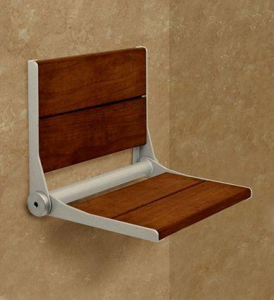 Wall Mounted Shower Seat 05 Bath Design 5 Safety Pinterest