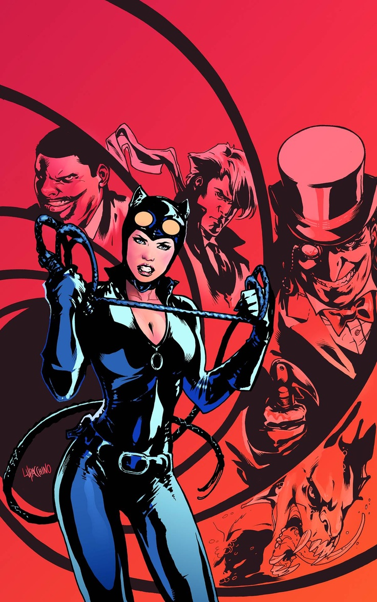 Pin by Shane Nelson on DC - Catwoman (New 52) | Pinterest
