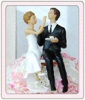 Cake topper-option 2