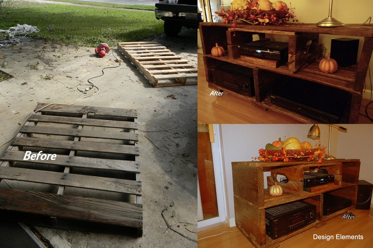 upcycling - pallet to furniture...   Crafts   Pinterest