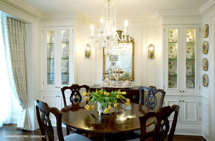 Dining room built ins dining areas pinterest - Dining room built ins ...