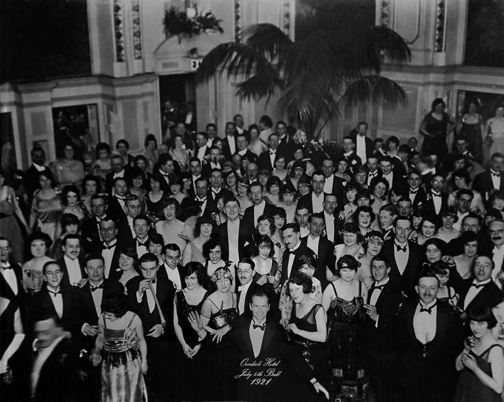 Overlook Hotel, July 4th Ball, 1921.