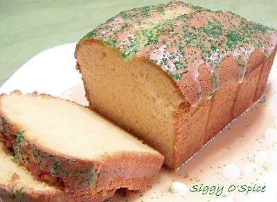 White Chocolate Irish Cream Pound Cake | Baking | Pinterest