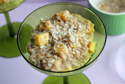 Mango Coconut Rice Pudding | Got a sweet tooth? | Pinterest