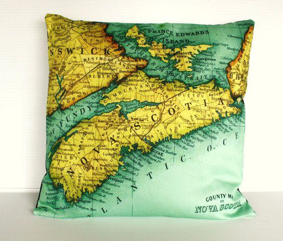 nova scotia pillow