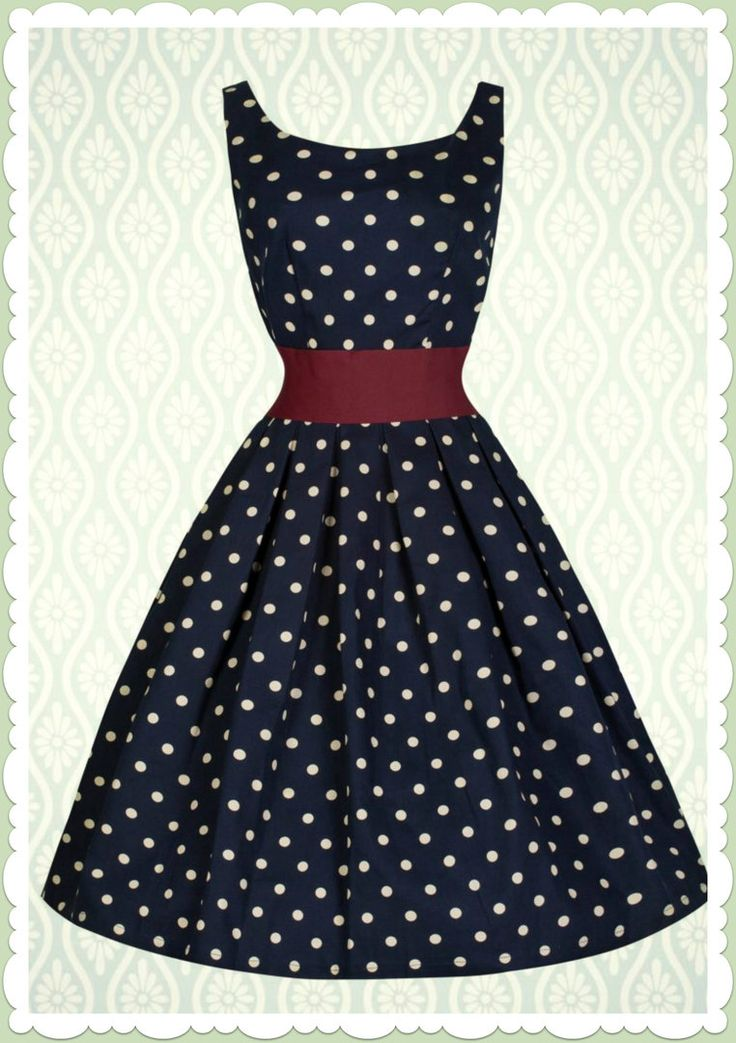 Die coolsten kleider im vintage style perfekt f r deinen for Kleider fa r abschlussball