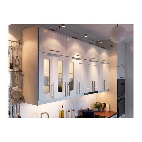 Ikea Schreibtisch Ordnungssysteme ~ GRUNDTAL Cabinet lighting IKEA Provides a focused light; good for