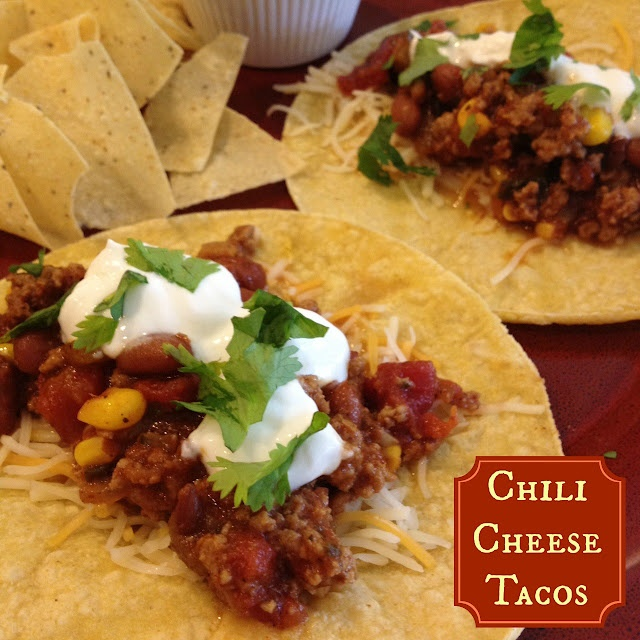 This Gal Cooks: Chili Cheese Tacos